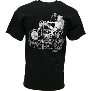 Witchcraft Goat Death T-Shirt Black