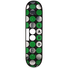 Plan B ProSpec Dots Skateboard Deck - Ladd 8