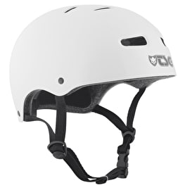 TSG Injected Skate/BMX Helmet - White