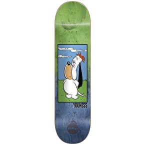 Almost Droopy Fade R7 Skateboard Deck - Youness 8.125