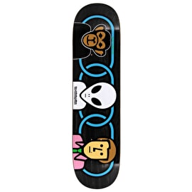 Alien Workshop Missing Link Skateboard Deck - Black 8.125