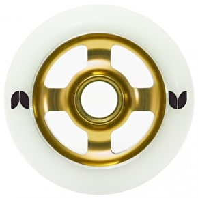 Blazer 4 Spoke Stormer Wheel - 100mm - Gold