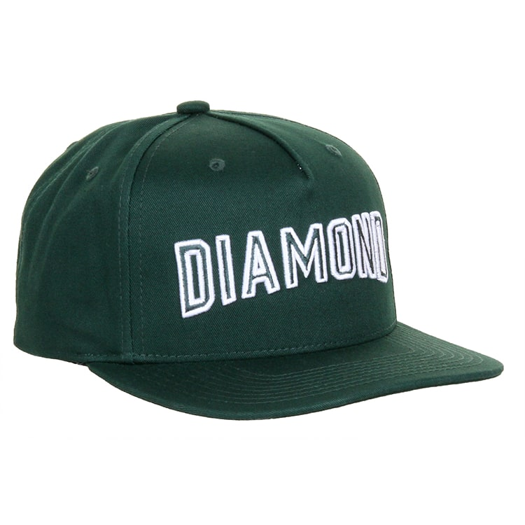 Diamond Stadium Cap - Surplus
