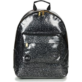 Mi-Pac Glitterball Backpack - Black