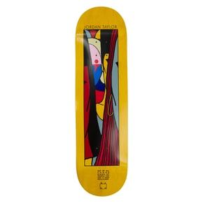 WKND Lyric Series Jordan Skateboard Deck 8