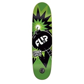 Flip Skateboard Deck - Boom P2 Caples Green 8.25