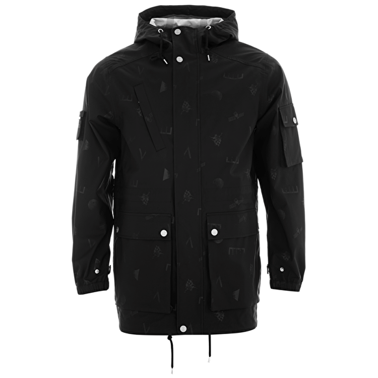 WeSC The Allweather Parka - Black