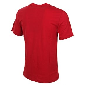Etnies Spool T-Shirt - Red