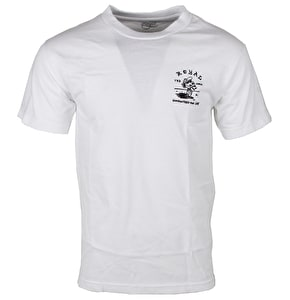 Royal Loc'd out T-Shirt - White