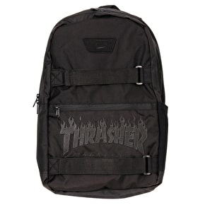 Vans x Thrasher Authentic III Skate Backpack - Black