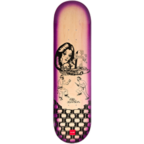 Chocolate Lupitas Skateboard Deck - Johnson 8.125