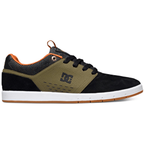 DC Cole Signature Shoes - Black/Olive