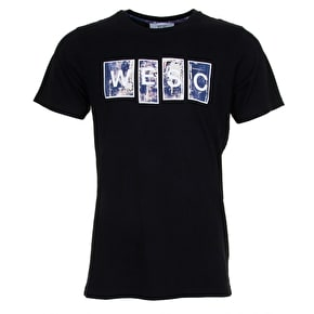 WeSC Deep T-Shirt - Black