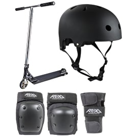 Addict Revenger Stunt Scooter Bundle
