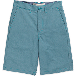 Vans Dewitt Shorts - Lagoon Heather