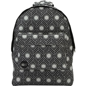 Mi-Pac Chevron Backpack - Polka Black