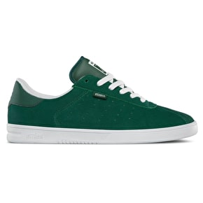 Etnies The Scam Skate Shoes - Hunter Green