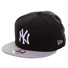 New Era Snapback MLB NY Jersey Diamond