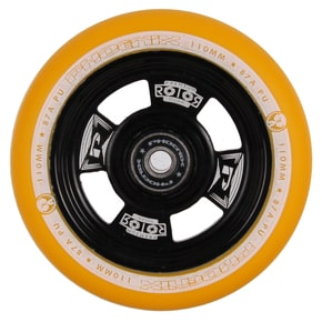 Phoenix Pro Rotor Scooter Wheel 110mm - Orange/Black