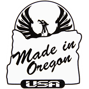 Phoenix Made in Oregon Sticker