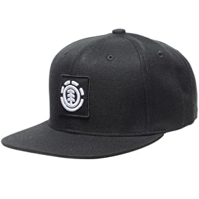 Element United  Cap - Flint Black