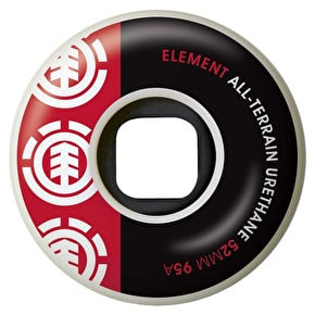Element Section Skateboard Wheels - 52mm