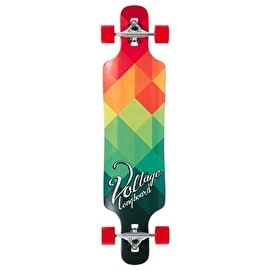 Voltage Drop Through Complete Longboard - Red/Green 39