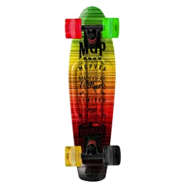 Madd Gear Pro G-Wrap Retro Cruiser - Rasta