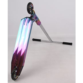 Sacrifice Custom Scooter - Neochrome/Chrome