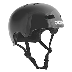 TSG Evolution Youth Injected Helmet - Black XXS/XS
