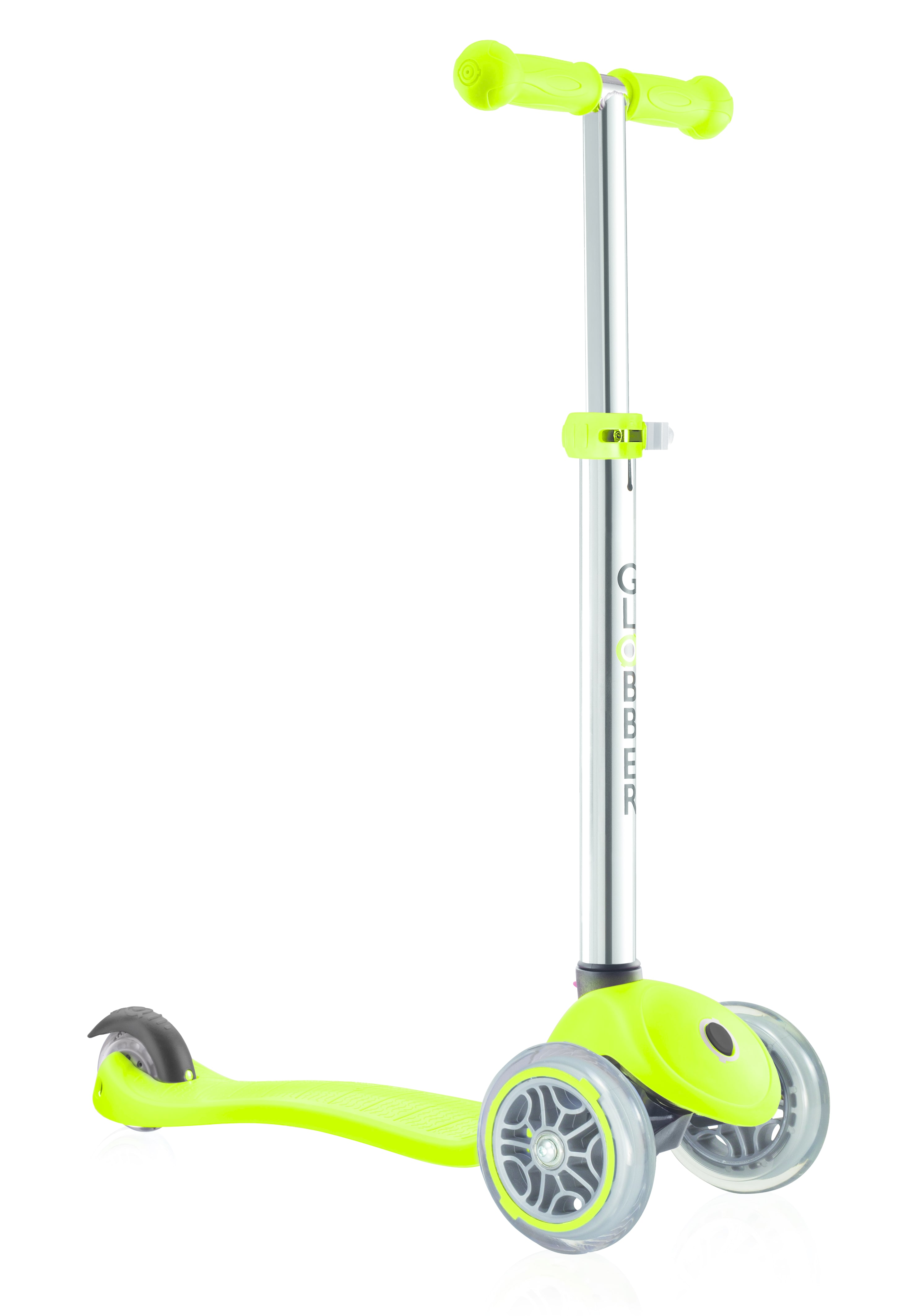 Globber My Free scooter: description, features and reviews