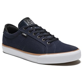 Lakai Flaco Skate Shoes - Midnight Canvas