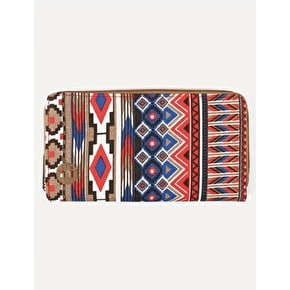 Mi-Pac Zip Purse - Aztec