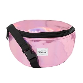 Spiral Harvard Pink Rave Bum Bag