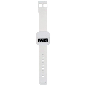 Neff Digi Watch Adjustable White