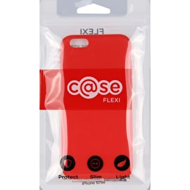 C@se Flexi iPhone 6 Case - Red