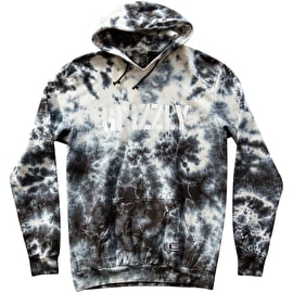 Grizzly Storm Front Hoodie - Tie Dye/Black