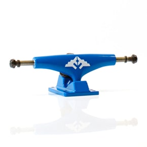 Fracture Wings Skateboard Trucks - Blue 5