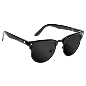 Glassy Sunhaters Morrison Sunglasses - Matte Black/Black
