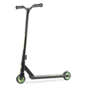Slamm Stark Stunt Scooter - Black/Green