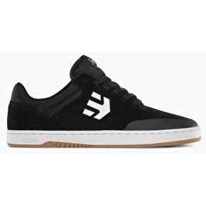 Etnies Marana Skate Shoes - Black/White