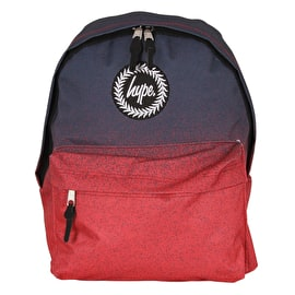 Hype Sunset Fade Backpack - Navy/Red