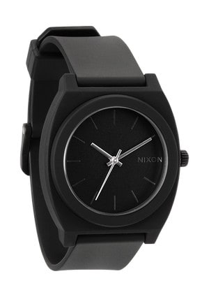 Nixon Time Teller P Watch  Matte Black