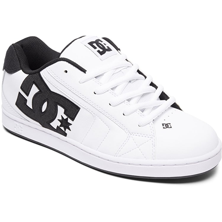 DC Net SE Skate Shoes - White
