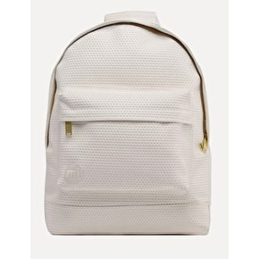 Mi-Pac Perf Backpack - White