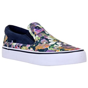 DC Trase Slip-On SE Shoes - Multi
