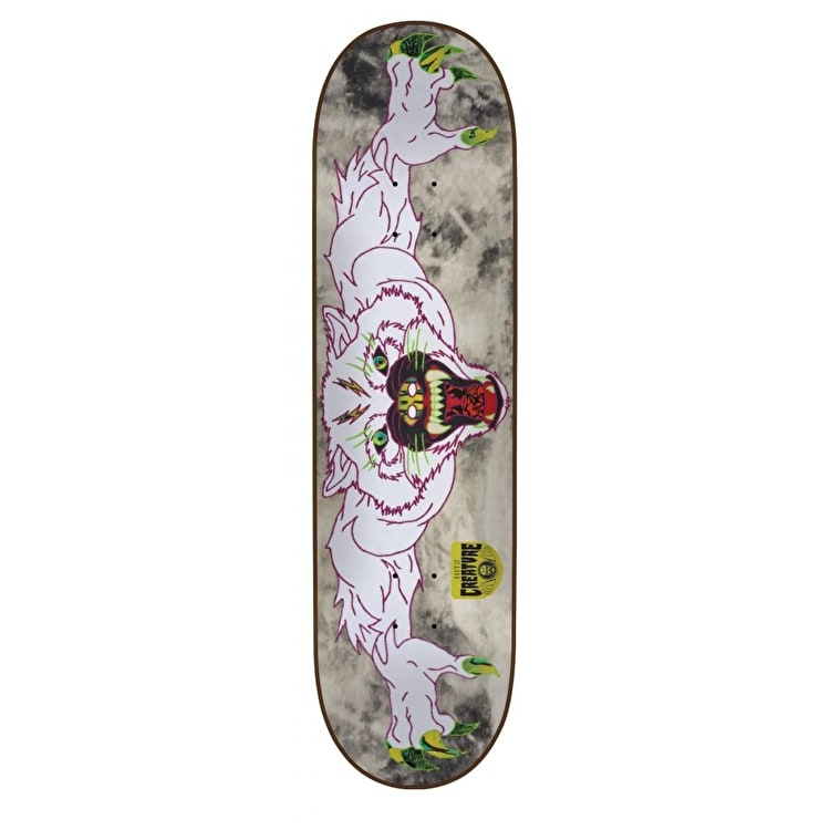 Creature Venom Stiches Skateboard Deck - Hitz 8.5""