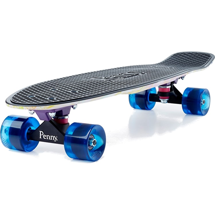 Penny Nickel Complete Cruiser Skateboard - Peace Off 27""