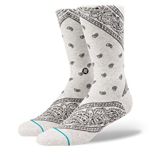 Stance Barrio Socks - Grey