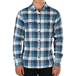 Vans Alameda Shirt - Dress Blues/Blue Ashes